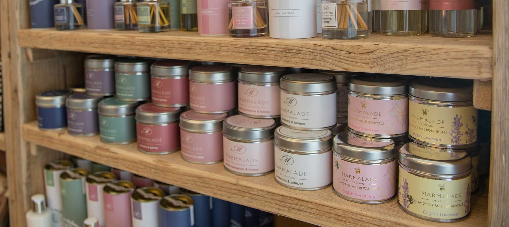 Home Fragrance from P&K Home Interiors