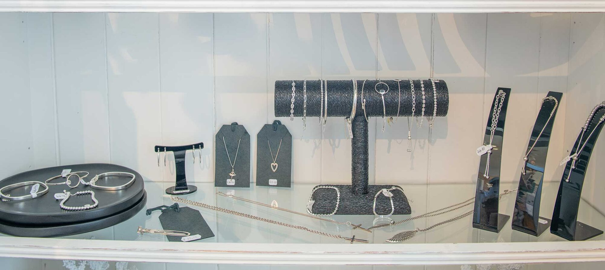 Jewellery gifts at P&K Home Interiors
