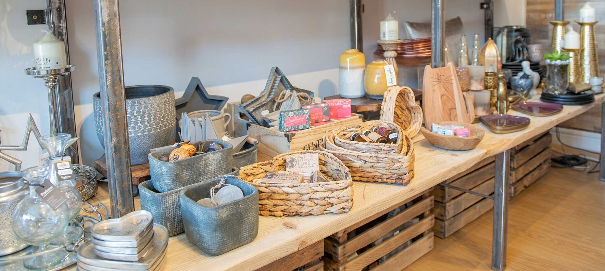 Suffolk home styling at P&K